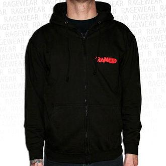 hoodie men's Rancid - Wolves - RAGEWEAR, RAGEWEAR, Rancid