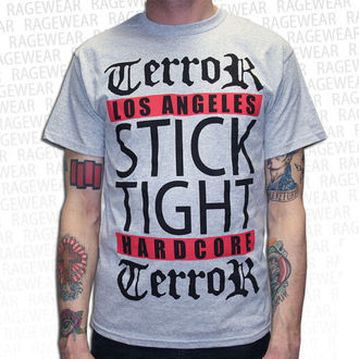 t-shirt metal men's Terror - Los Angeles - RAGEWEAR - 029TSG28