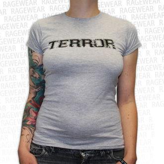 t-shirt metal women's Terror - New Blood - RAGEWEAR, RAGEWEAR, Terror