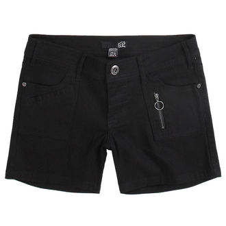 shorts women -shorts- FOX - 4 Strike - BLACK
