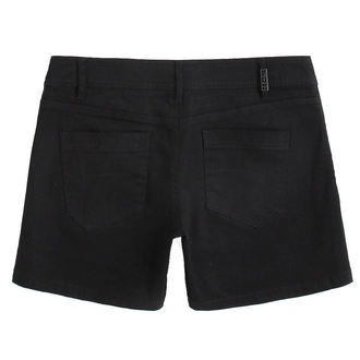 shorts women -shorts- FOX - 4 Strike - BLACK