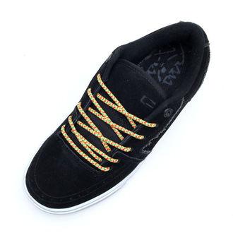 low sneakers men's - GLOBE - The Eaze - DIRTY RASTA
