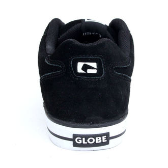 low sneakers men's - GLOBE - BLACK RASTA