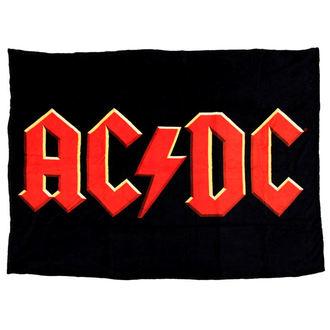 blanket AC / DC - Logo - HMB, HALF MOON BAY, AC-DC