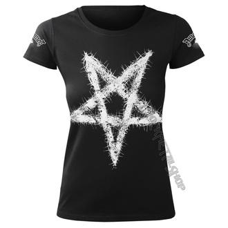 t-shirt hardcore women's - PENTAGRAM - AMENOMEN, AMENOMEN
