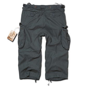 shorts men 3/4 BRANDIT - Industry Vintage Anthracite, BRANDIT
