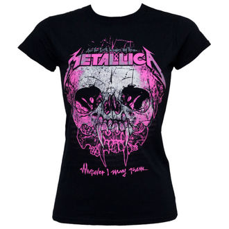 t-shirt metal women's Metallica - Wherever I May Roam - NNM - RTMTLGSBWHE