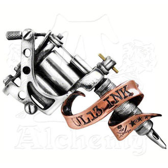 buckle Tattoo Gun ALCHEMY GOTHIC, ALCHEMY GOTHIC
