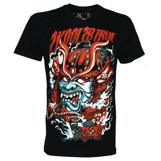 t-shirt hardcore men's - Samurai - 2K2BT - TS6990707KBT
