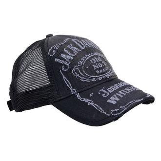 cap Jack Daniels - Black Vintage - TC622004JDS