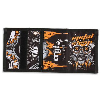 Wallet METALSHOP x CRYT 20 years, METALSHOP