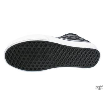 boots VANS - Sk8-Hi (Chckrbrd) Blk/Blk