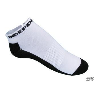 socks ankle INDEPENDENT - Slammed - White/Black