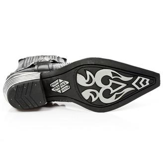 leather boots women's - PYTHON RETICULATUS OXIDO - NEW ROCK