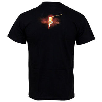 film t-shirt men's Resident Evil - Wesker In Africa - EMI, EMI