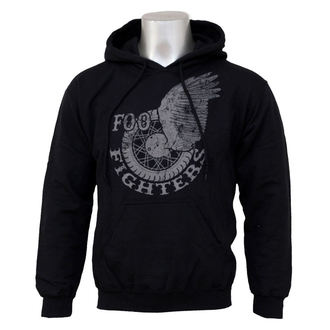 hoodie men's Foo Fighters - Wings - LIVE NATION, LIVE NATION, Foo Fighters