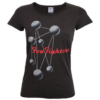 t-shirt metal women's Foo Fighters - THE COLOUR AND THE SHAPE - AMPLIFIED, AMPLIFIED, Foo Fighters