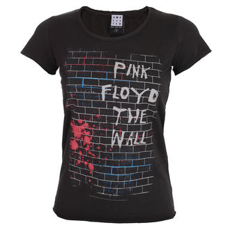t-shirt metal women's Pink Floyd - THE WALL - AMPLIFIED - ZAV601PTW