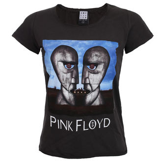t-shirt metal women's Pink Floyd - THE DIVISION BELL - AMPLIFIED, AMPLIFIED, Pink Floyd