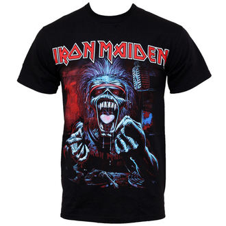 t-shirt metal men's Iron Maiden - - ROCK OFF - IMTEE13MB