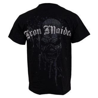 t-shirt metal men's Iron Maiden - Sketched Trooper - ROCK OFF - IMTEE22MB