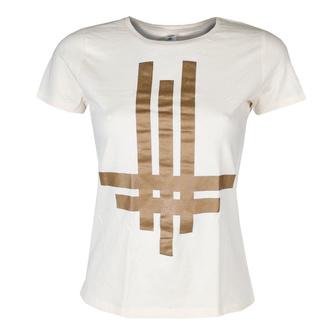 t-shirt metal women's Behemoth - Tri Cross - KINGS ROAD - 20132868