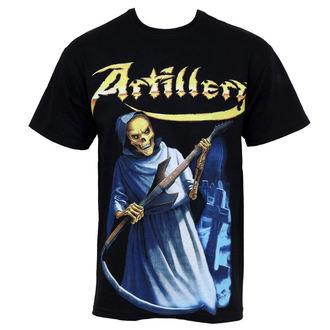 t-shirt metal men's Artillery - One Foot In The Grave - MUSICAT, MUSICAT, Artillery
