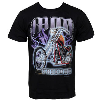 t-shirt men's - Iron Ride - Hero Buff - HB225