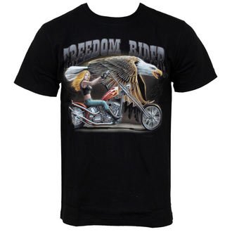 t-shirt men's - Freedom Ride - Hero Buff - HB226