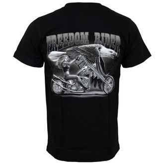 t-shirt men's - Freedom Ride - Hero Buff - HB226