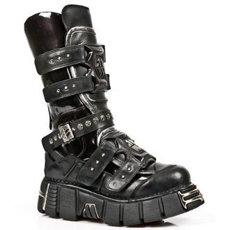 leather boots - NEW ROCK - M.1026-S1