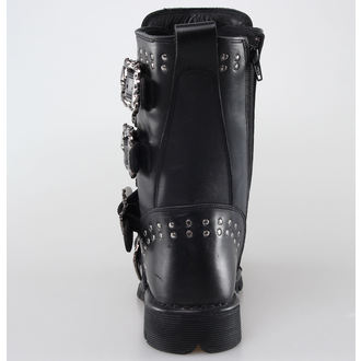 leather boots women's - NEW ROCK - M.1474-S1