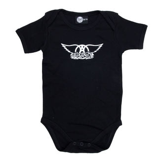 points children's Aerosmith - Logo - Black, Metal-Kids, Aerosmith