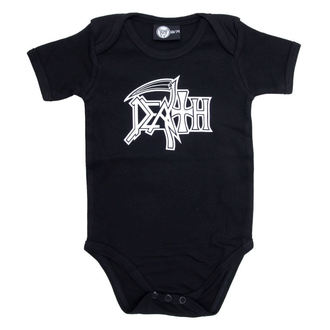 body children's Death - Logo - Black - Metal-Kids