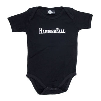 children's Hammerfall - Logo - Metal-Kids - Black