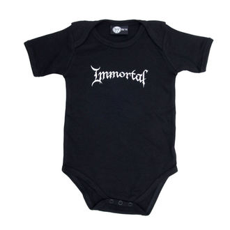 body children's Immortal - Logo - Black, Metal-Kids, Immortal
