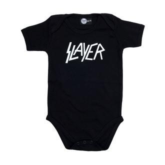 body children's Slayer - Logo - Black - Metal-Kids