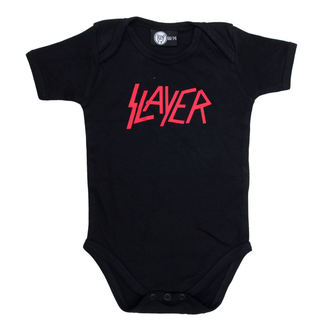 body children's Slayer - Red Logo - Black, Metal-Kids, Slayer
