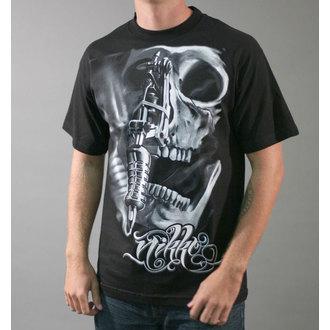 t-shirt hardcore men's - Nikko - SULLEN - SCM0144_BK