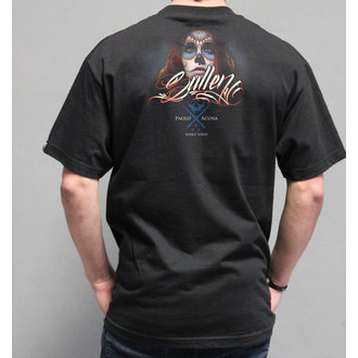 t-shirt hardcore men's - Acuna Badge - SULLEN - SCM0138_BK