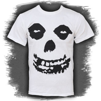 t-shirt metal men's Misfits - All Over Skull - PLASTIC HEAD - PH5864