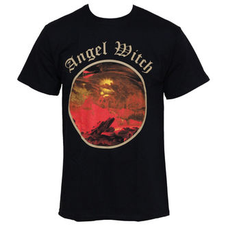 t-shirt metal men's Angel Witch - - PLASTIC HEAD, PLASTIC HEAD, Angel Witch