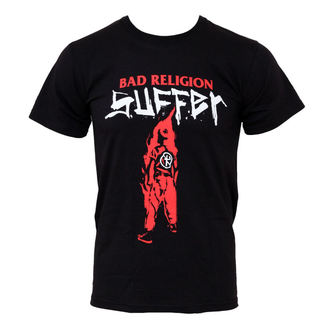 t-shirt metal men's Bad Religion - Suffer - PLASTIC HEAD, PLASTIC HEAD, Bad Religion
