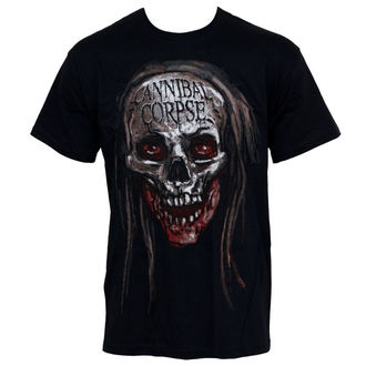 t-shirt metal men's Cannibal Corpse - Skull - PLASTIC HEAD, PLASTIC HEAD, Cannibal Corpse