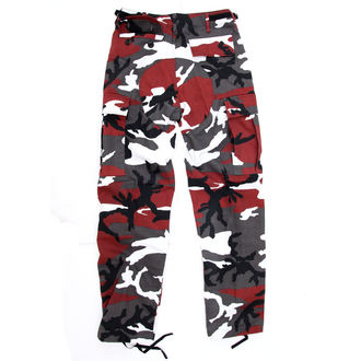 pants men US BDU - RED-CAMO, MMB