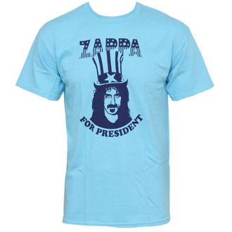 t-shirt metal men's Frank Zappa - Zappa For President - PLASTIC HEAD - PH7118