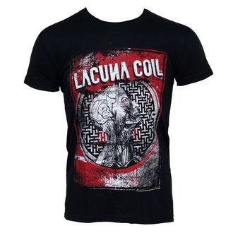 t-shirt metal men's Lacuna Coil - Dark Adrenaline - PLASTIC HEAD, PLASTIC HEAD, Lacuna Coil