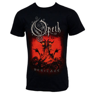 t-shirt metal men's Opeth - Herigage - PLASTIC HEAD, PLASTIC HEAD, Opeth