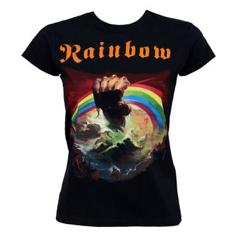 t-shirt metal women's Rainbow - Rising - PLASTIC HEAD, PLASTIC HEAD, Rainbow