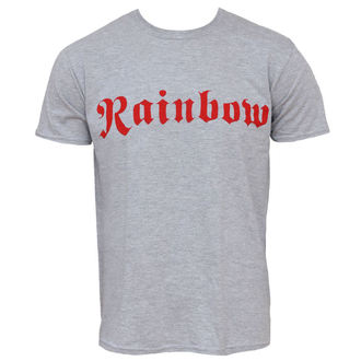 t-shirt metal men's Rainbow - Logo - PLASTIC HEAD, PLASTIC HEAD, Rainbow